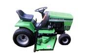 Deutz-Allis 1817 Sigma lawn tractor photo