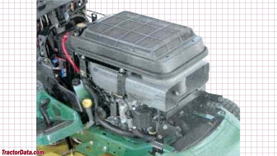 John Deere GX345 engine image