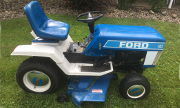 Ford LGT-12 lawn tractor photo