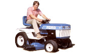 Ford LGT-17 lawn tractor photo