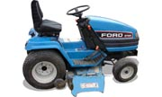 Ford GT-85 lawn tractor photo