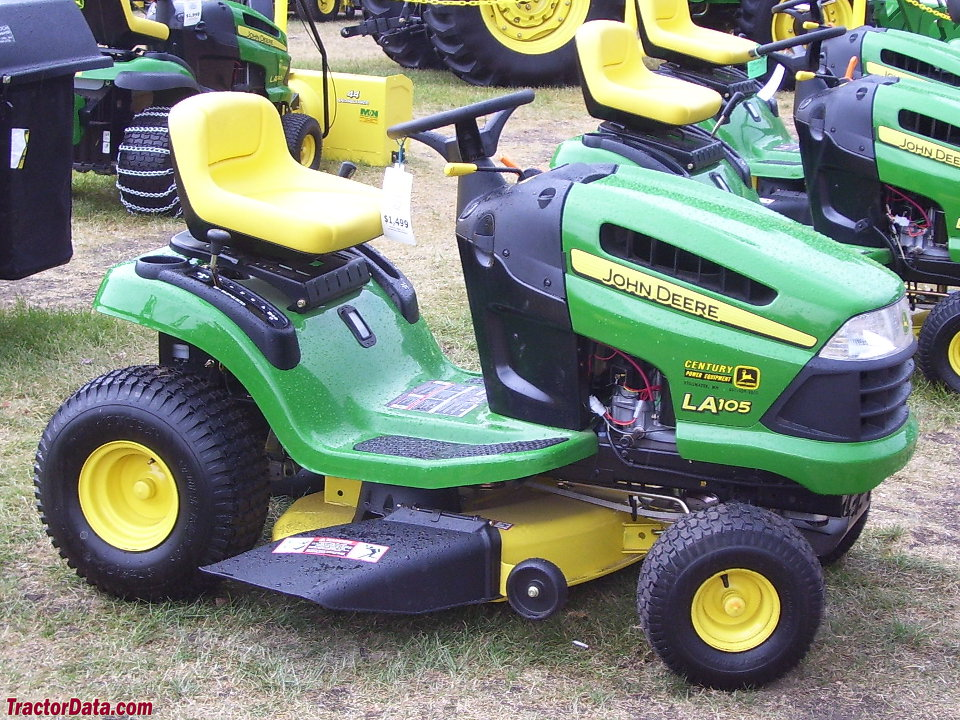 Gsa Auto Auction >> La105 John Deere Mower | Shapeyourminds.com
