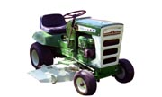 Oliver 75 lawn tractor photo