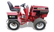Steiner 525 lawn tractor photo