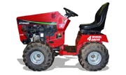 Steiner 415 75-60010 lawn tractor photo