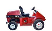 Steiner 220 lawn tractor photo