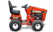 Steiner 410 lawn tractor photo
