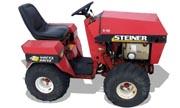 Steiner S-20 lawn tractor photo