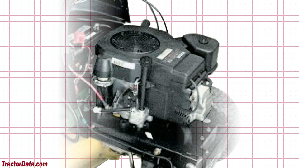 John Deere L110 engine image