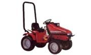 Honda RT5000 lawn tractor photo
