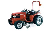 Honda H6522 lawn tractor photo