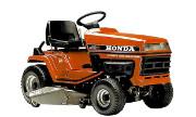 Honda HT3813 lawn tractor photo