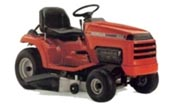 Honda H4013 lawn tractor photo