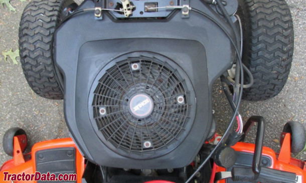 Scotts S2048  engine photo