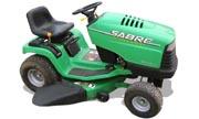 Sabre 15.538HS lawn tractor photo