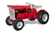 Colt Deluxe lawn tractor photo