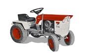 Colt 2110 lawn tractor photo