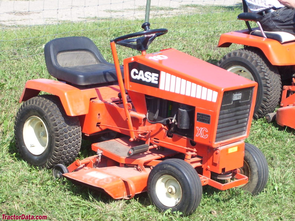 J.I. Case 110 XC