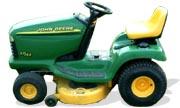 John Deere LT155 lawn tractor photo