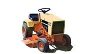 J.I. Case 118 lawn tractor photo