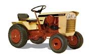 J.I. Case 120 lawn tractor photo