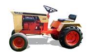 J.I. Case 155 lawn tractor photo