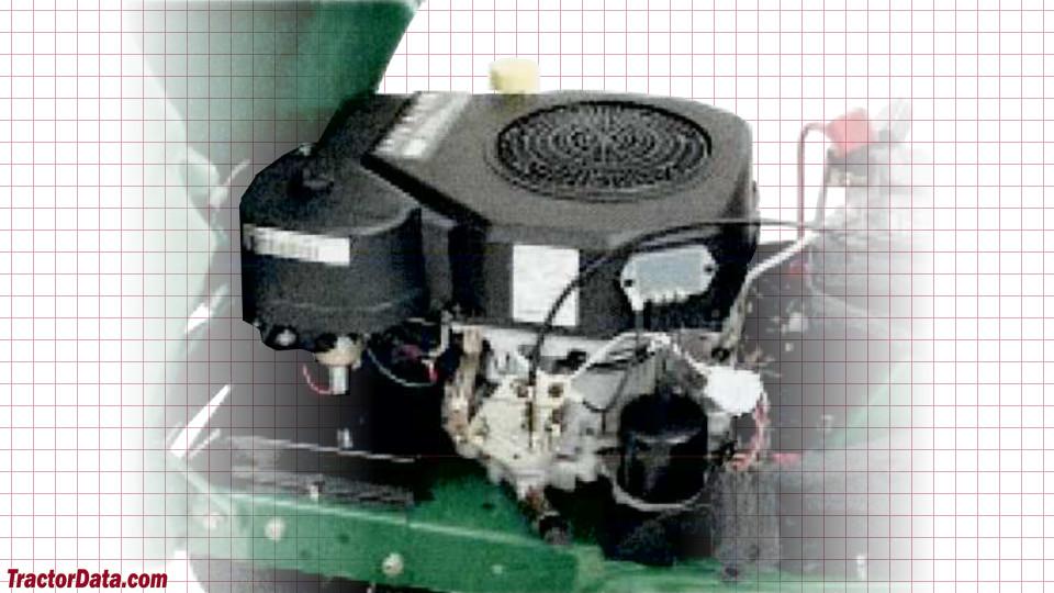 John Deere LT160 engine image
