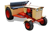 J.I. Case T-90 lawn tractor photo