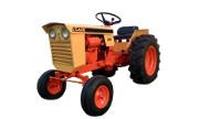 J.I. Case 190 lawn tractor photo