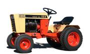 J.I. Case 222 lawn tractor photo
