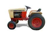 J.I. Case 442 lawn tractor photo