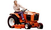 J.I. Case 448 lawn tractor photo