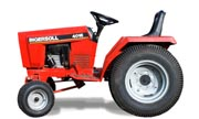 Ingersoll 4016 lawn tractor photo