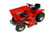 Ingersoll 3012 lawn tractor photo