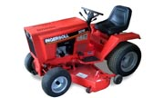 Ingersoll 3016 lawn tractor photo
