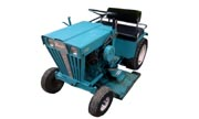 Panzer 1107 lawn tractor photo
