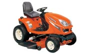 Kubota GR2010 lawn tractor photo