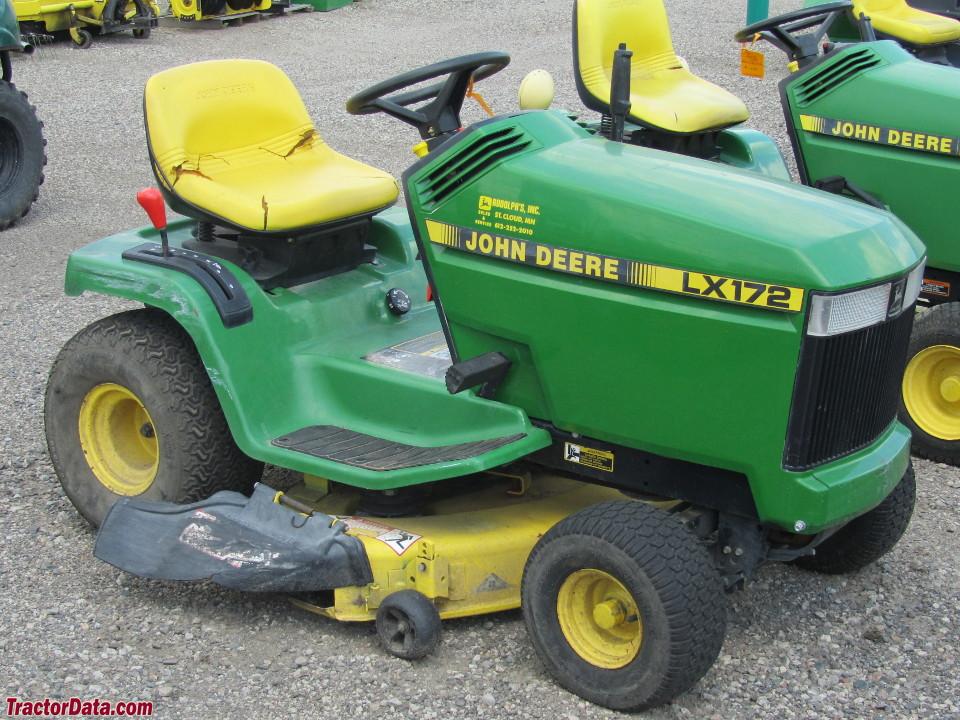 John Deere LX172