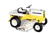 Gravely 450 lawn tractor photo