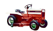 Gravely 814 lawn tractor photo