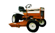 Gravely 817 lawn tractor photo