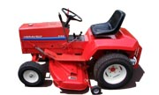 Gravely 8102 lawn tractor photo