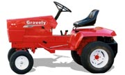 Gravely 20-G lawn tractor photo