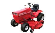 Gravely 24-G lawn tractor photo