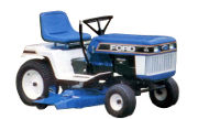 Ford YT-12.5 lawn tractor photo