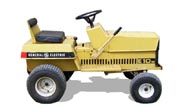 General Electric E10M Elec-Trak lawn tractor photo