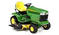 John Deere LX280 lawn tractor photo