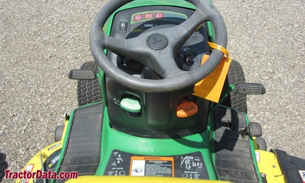 John Deere LX289 K62 transmission photo