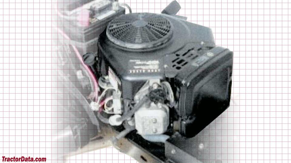 John Deere SST18 engine image