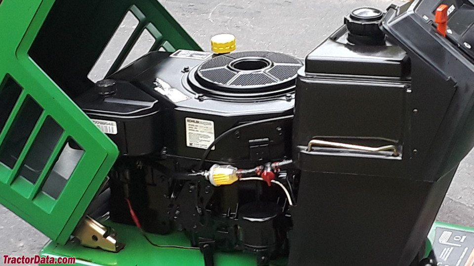 John Deere STX38 engine image